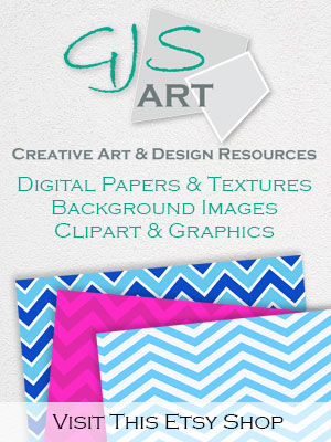 GJSArt digital papers and clip art