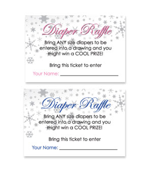 photo regarding Diaper Raffle Tickets Free Printable named Free of charge Printable Boy or girl Shower Diaper Raffle Tickets